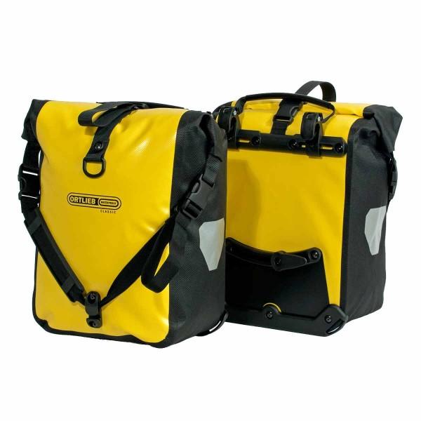 Ortlieb Sport Roller Classic Paar yellow / black