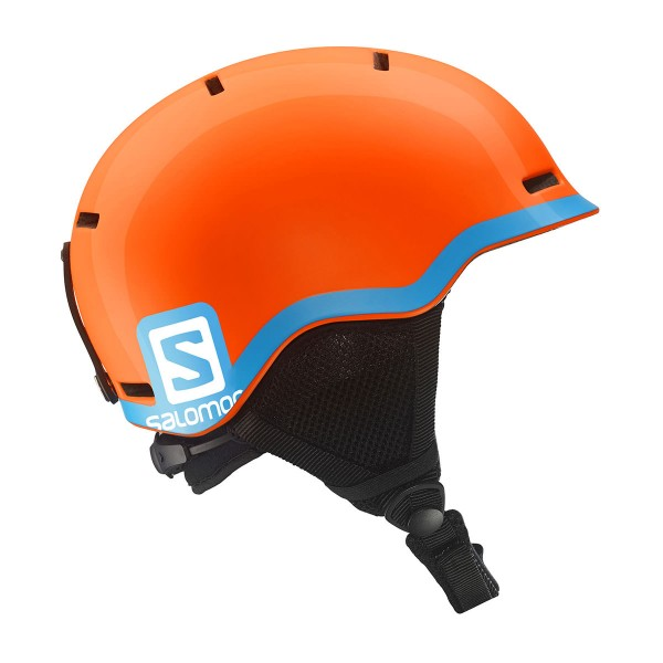 Salomon Grom kids fluo orange/blue 16/17