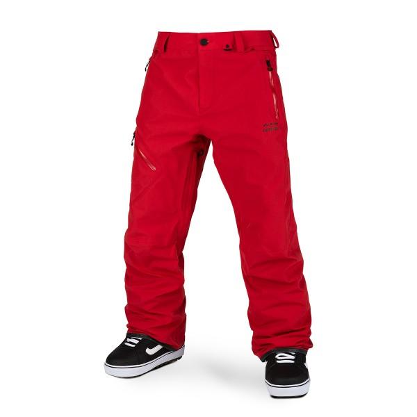 Volcom L Gore-Tex Pant red 21/22
