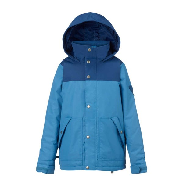 Burton Fray Jacket boys boro glacier blue 16/17