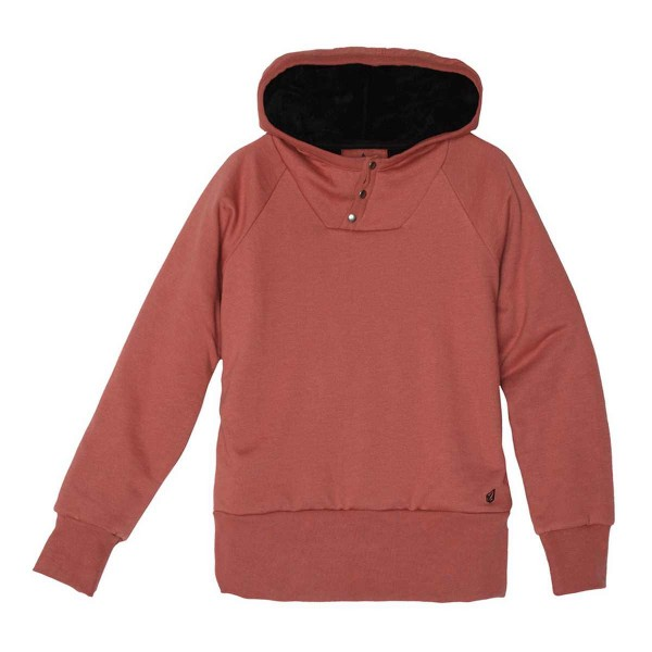 Volcom Rebel Lined Pullover wms rustbrown 13/14