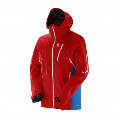Salomon Foresight 3L Jacket matador/blue 15/16
