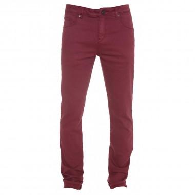 Volcom Chili Chocker Jean stain red 13/14
