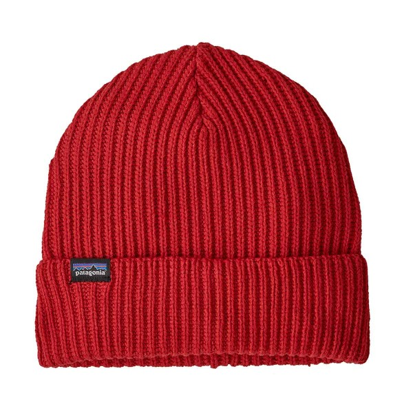 Patagonia Fishermans Rolled Beanie hot ember 21/22