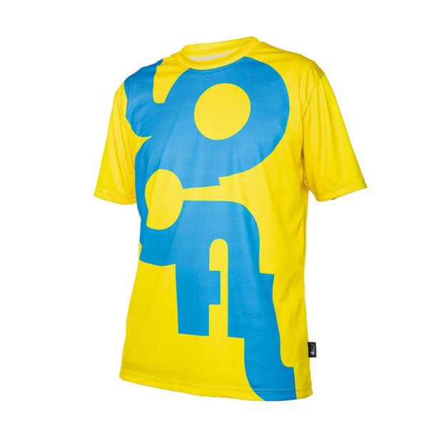 Local Outerwear Sober Jersey yellow 2015