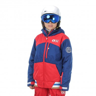 Picture Code Jacket kids dark blue 16/17