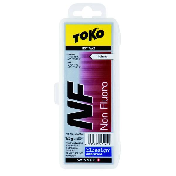 Toko NF Hot Wax red 120g 17/18