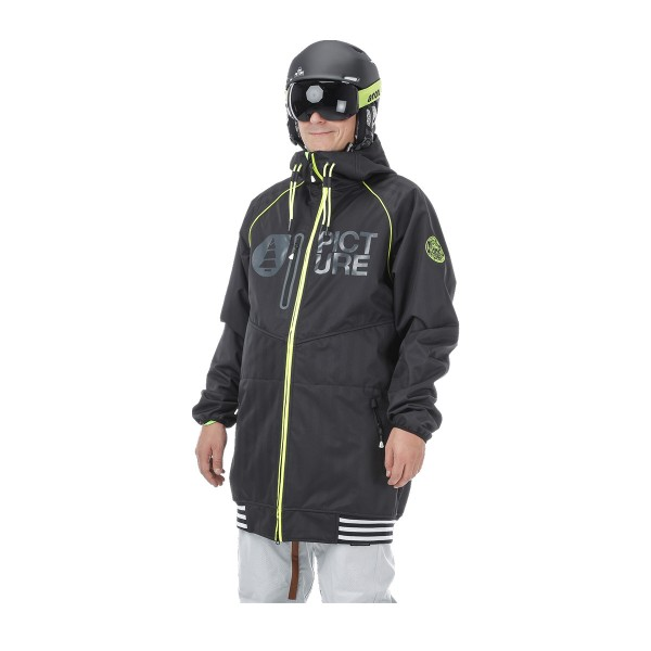 Picture Zak Tall Jacket black