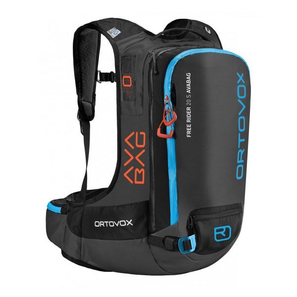 Ortovox Free Rider 20 S Avabag black 21/22