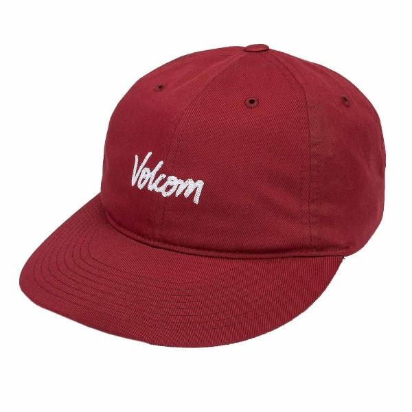 Volcom Volscripto Cap burgundy 2019