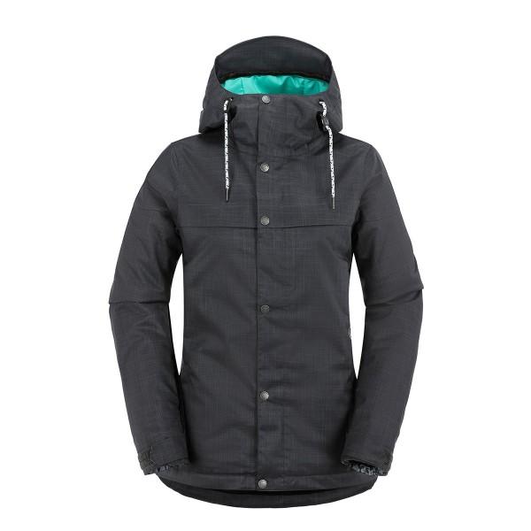 Volcom Bolt Ins Jacket wms charcoal 15/16