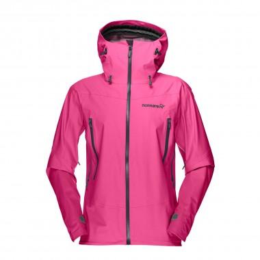 Norrona falketind Gore-Tex Jacket wms pink 16/17