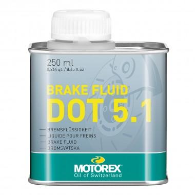 Motorex Bremsflüssigkeit Brake Fluid Dot 5.1