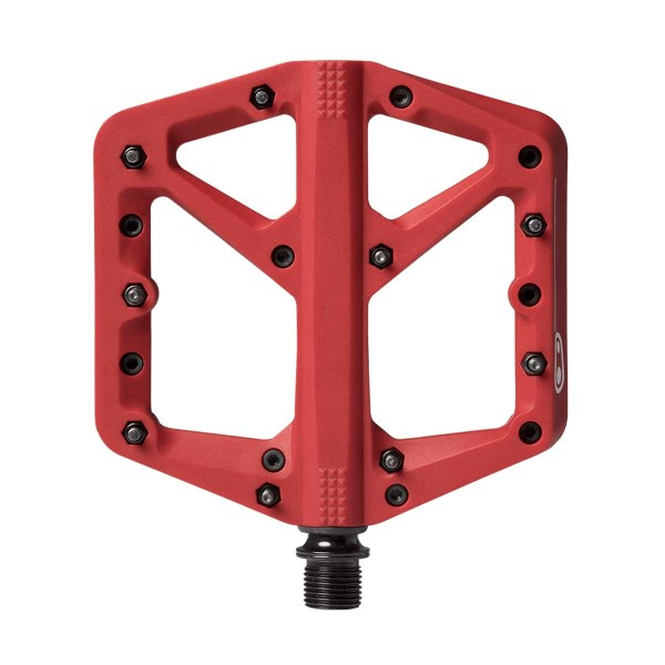 Crank Brothers Pedal Stamp 1 red 2021