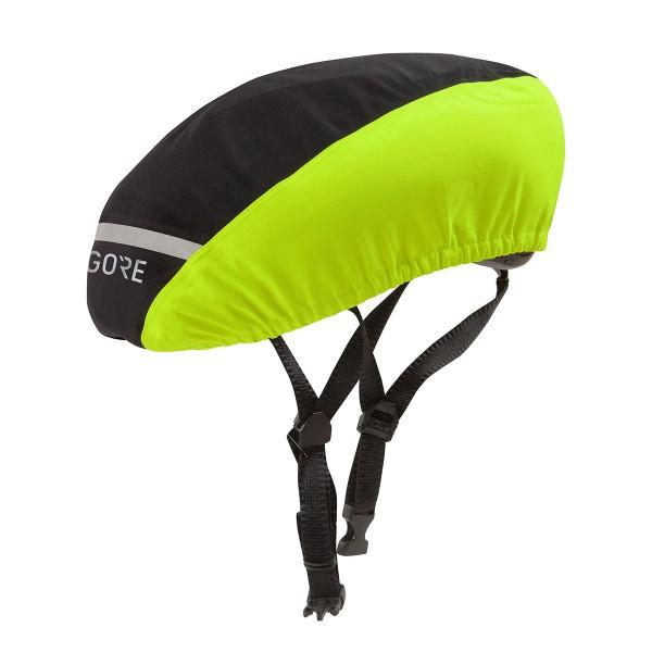 Gore Wear C3 GTX Helmet Cover black / yellow 20/21