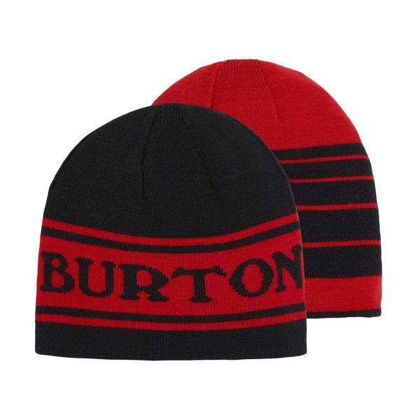 Burton Billboard Beanie kids flame scarlet / true black 19/20