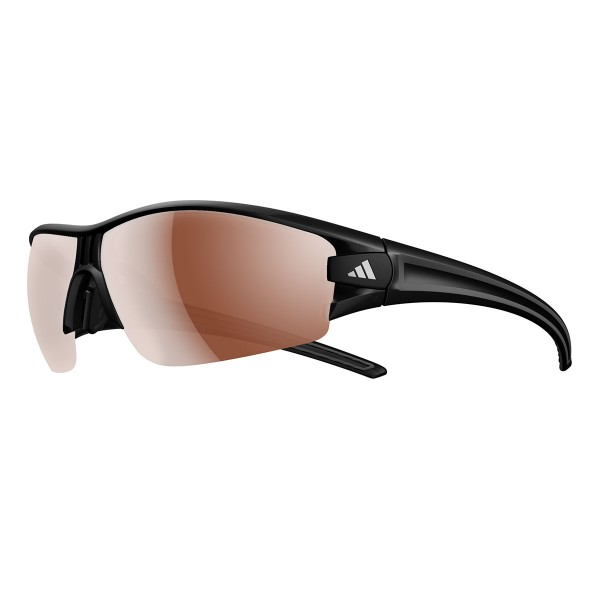 Adidas Evil Eye halfrim XS matt black/pol