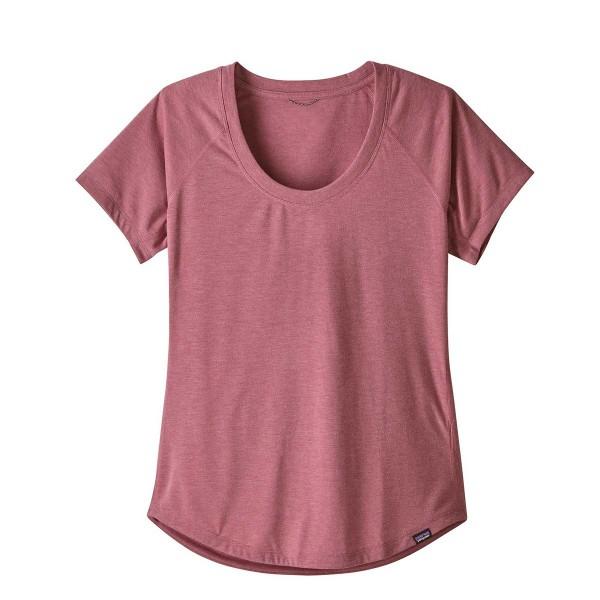 Patagonia Capilene Cool Trail Shirt wms star pink 2019