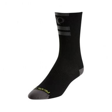 Pearl Izumi Elite Tall Sock pi core black 2017