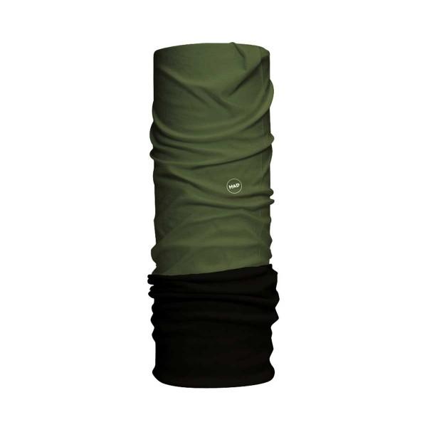 HAD Solid Fleece Multifunktionstuch army green 2020