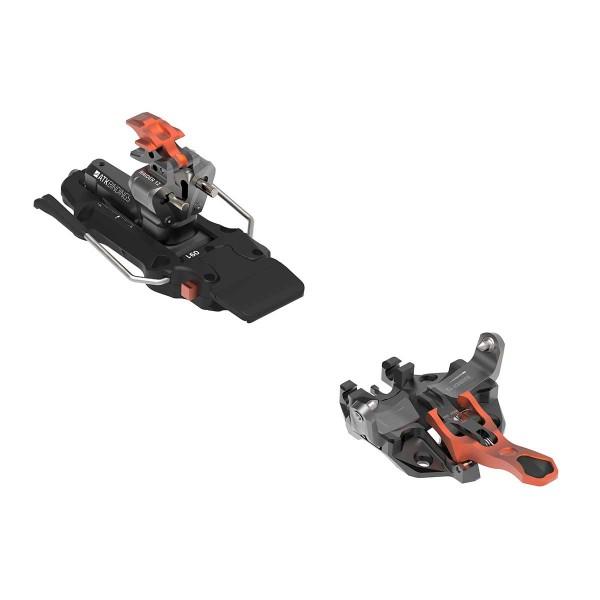 ATK R12 black / titanium / orange 20/21