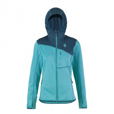 Scott Defined Plus Jacket wms blue/blue 16/17