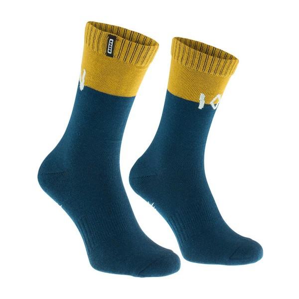 Ion Scrub Sock ocean blue 2020