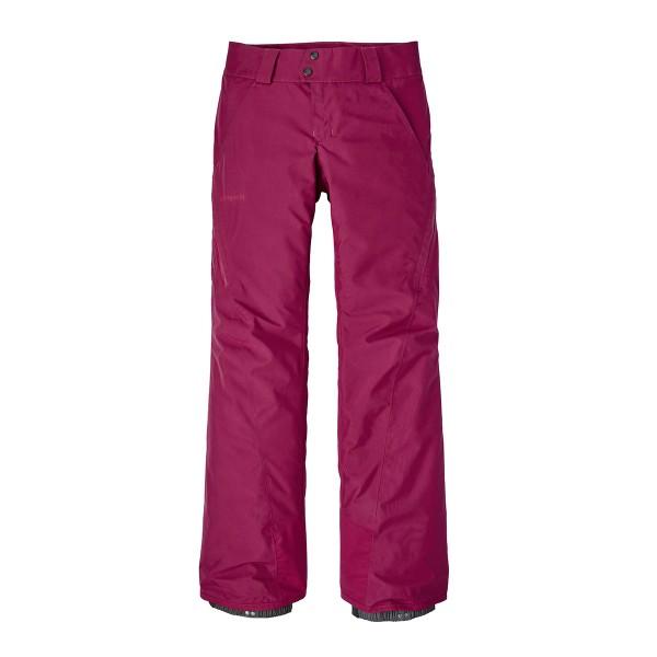 Patagonia Insulated Powder Bowl Pants wms magenta 17/18