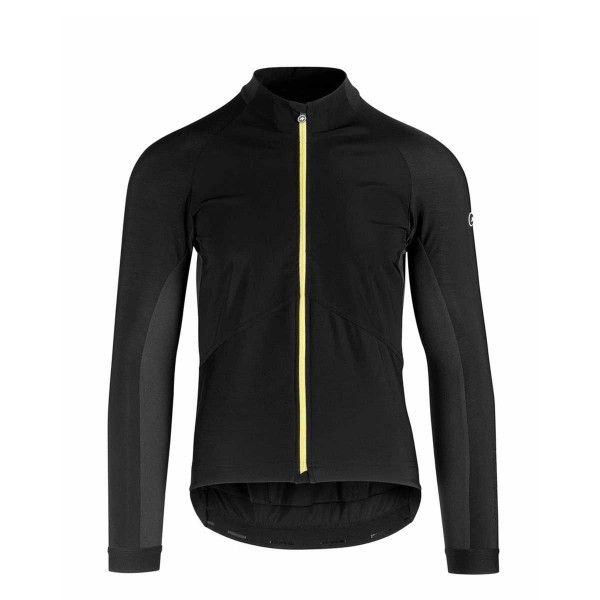 Assos Mille GT Jacket Spring / Fall yellow 19/20