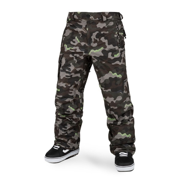 Volcom V.CO Hunter Pant army 20/21
