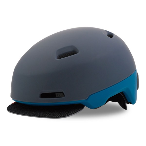 Giro Sutton matte dark slate / blue teal 2018