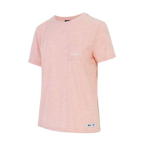 Picture Tessa Tee wms crystal pink melange 2020