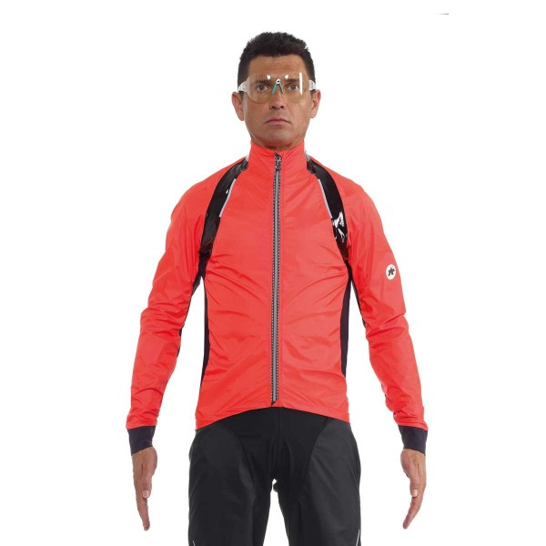 Assos rS.sturmPrinz EVO Jacket lolly red 2018