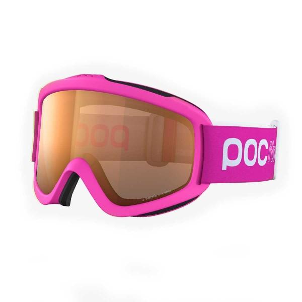 Poc POCito Iris girls fluorescent pink 20/21