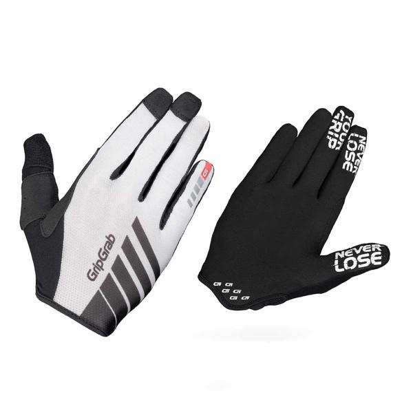 GripGrab Racing Glove white 2017