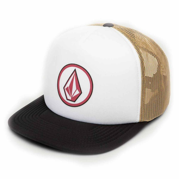 Volcom Full Frontal Cheese Cap camel 2019