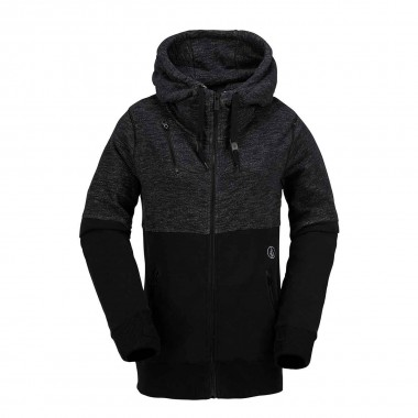 Volcom Flynn Fleece wms black 16/17