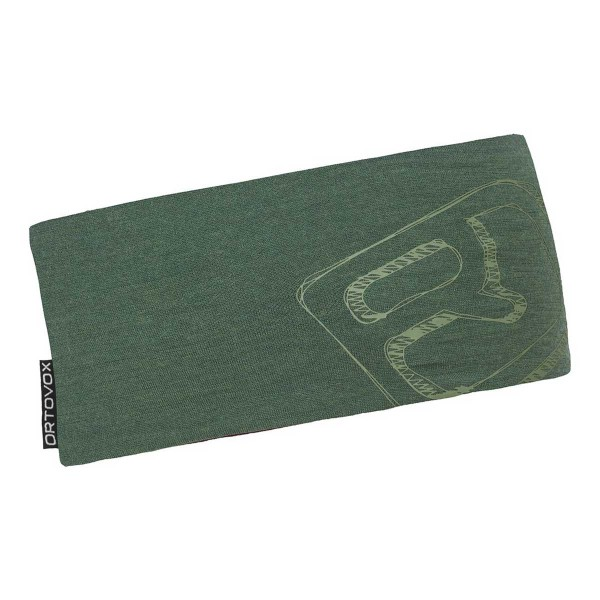 Ortovox 145 Ultra Headband green forest 20/21