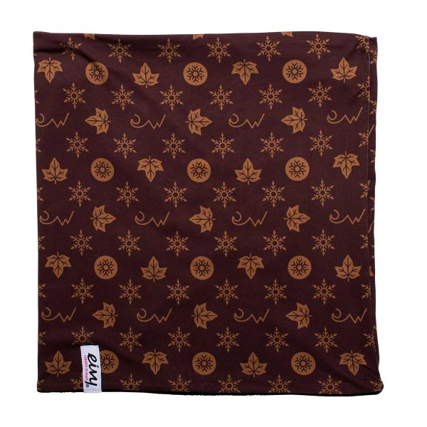 Eivy Colder Neck Warmer wms monogram brown 19/20