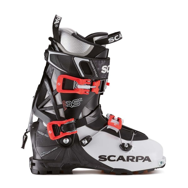 Scarpa Gea RS2 wms white/black/flame 18/19