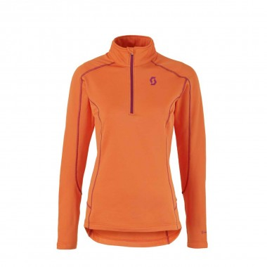Scott Defined Light Pullover wms orange 16/17