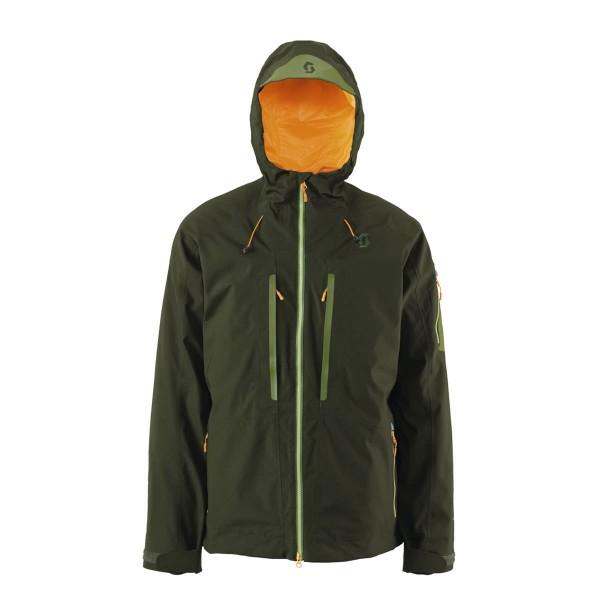 Scott Lombardo 150 Jacket rosin green 14/15