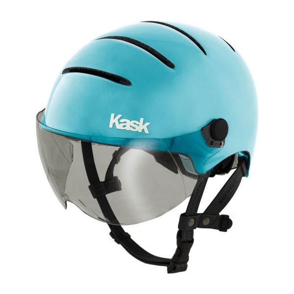 Kask Lifestyle mit Visier lt blue 2021