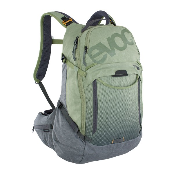 EVOC Trail Pro 26L light olive/carbon grey 2021