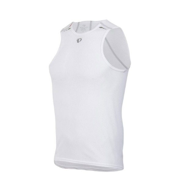 Pearl Izumi Transfer Cycling Sleeveless Baselayer wms white 2021