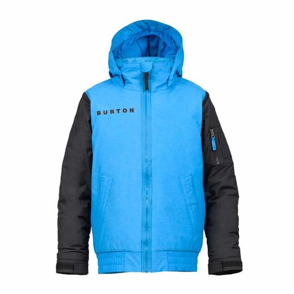 Burton Raider Jacket boys blue ray/bk 13/14