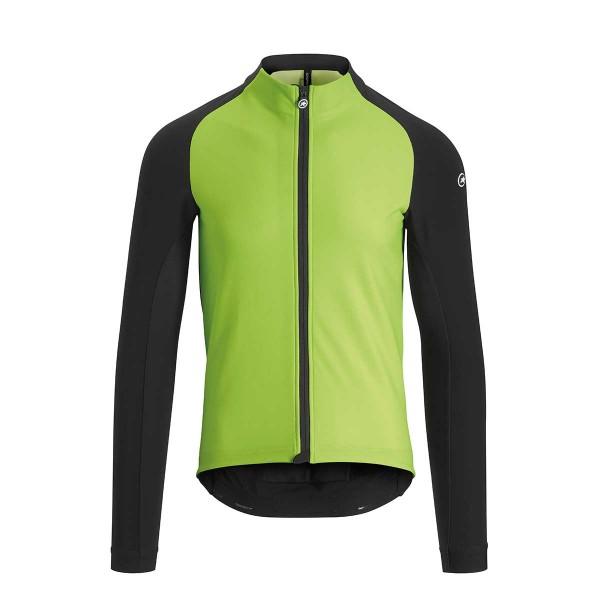 Assos Mille GT Jacket Winter vision green 20/21