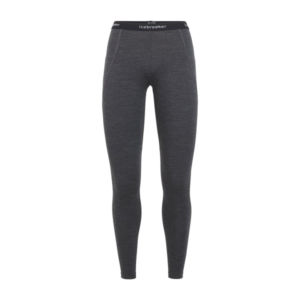 Icebreaker 260 Zone Leggings wms jet/blk/snow 20/21