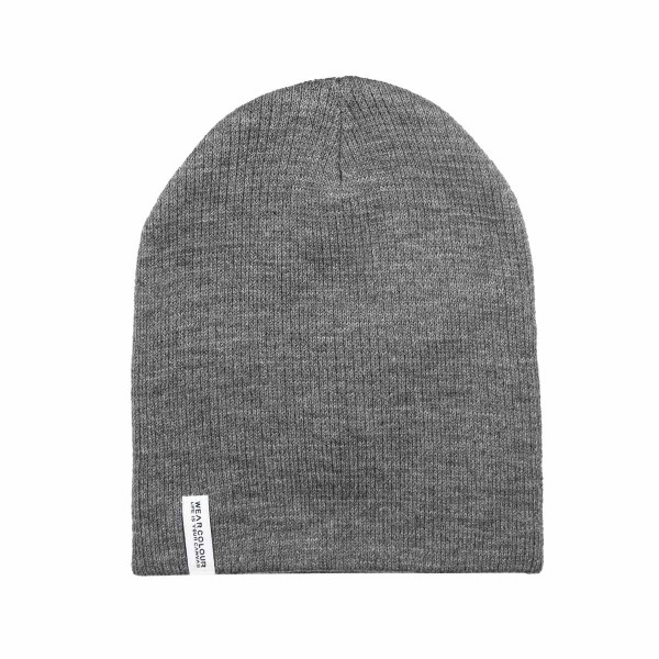 WearColour Rib Beanie grey melange 17/18