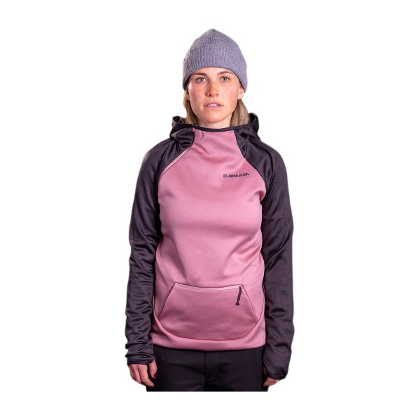 Armada Retreat Midlayer Hoodie wms rose 18/19